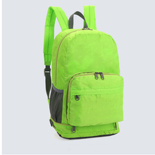 Soft Fabric Compartment Adult Top Sell Durable Overnight Backpack Rucksack Green