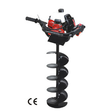 Professional one man earth auger/ earth drilling machine/ground driller