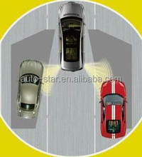 blind spot assist doppler radar sensor