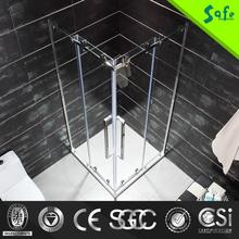 New design folding simple shower enclosure shower screen