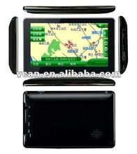 7inch TFT Android 4.0 GPS Navigation Dongle WIFI 3G FM DVB-T/ISDB-T USB:VCAN0042
