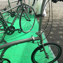 Professional Customized titanium folding bicycle
