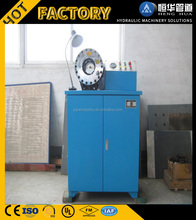 High Pressure Used Hose Swaging Machine / Hose Swager