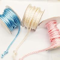 Top Sale Amazon High Quality Multi Color Twisted PP Rope With Custom Size