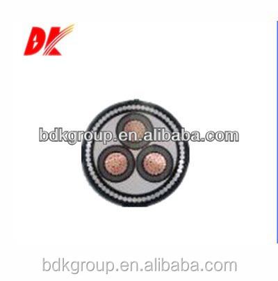N2XSY CWS Cable VDE 0276-620 18/30kV