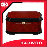 Luxury lightweight wooden box for sale