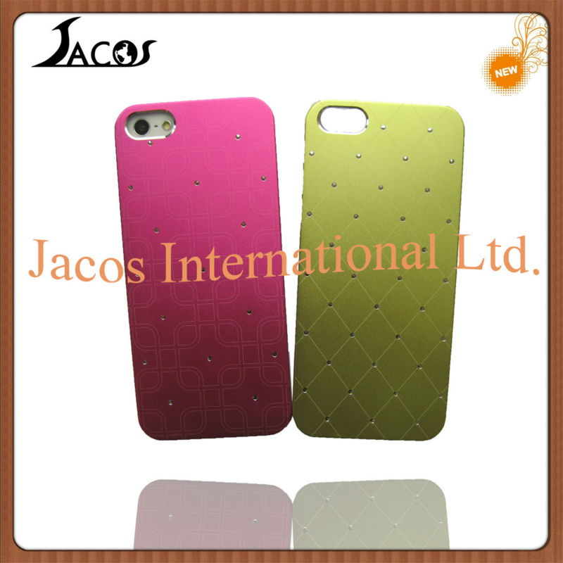 Deluxe Hard Case for iPhone 5 case