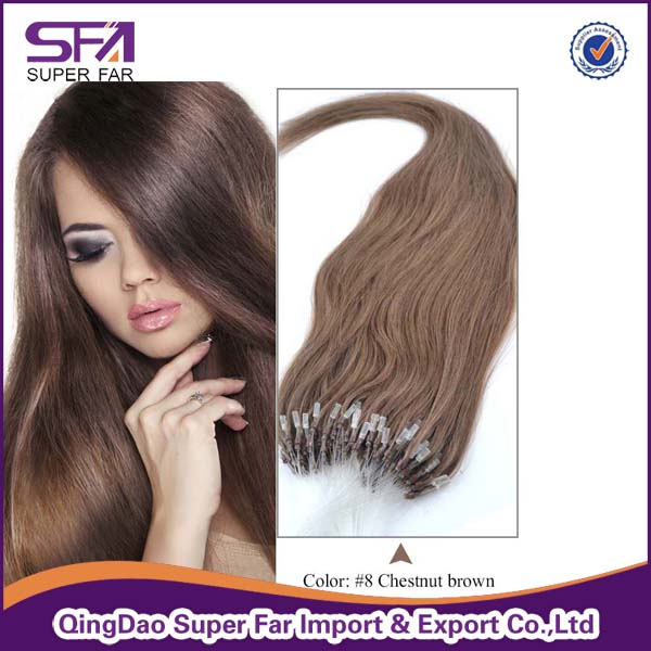 Wholesale Hair Extensions Human Hair For Micro Braids Keratin Hair