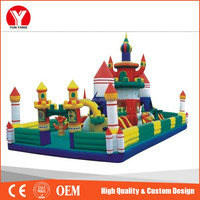 2016 Hot Inflatable Bouncy Castle