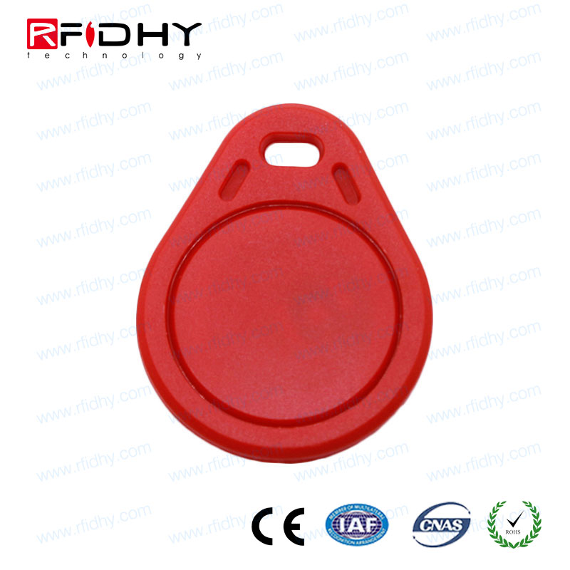 Latest innovative products 125khz em4100 rfid keyfob shipping from China