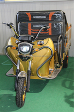 2017 New model of Bajaj Auto Rickshaw for India, Africa