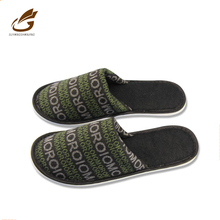 chinese fancy closed shoe women indoor flat slipper