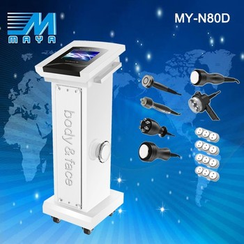 My-N80D 7 in 1 Lipolaser cavitation / lipo cavitation slimming machine(CE Approval)