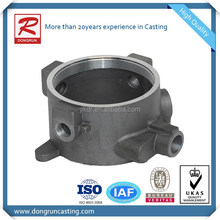 Zhejiang Foundry Supply High Quality Customize Aluminum Gravity Casting Auto Spare Parts