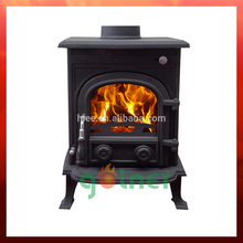 Low Price Cast Iron Stove With Airwash &amp Clean Burn