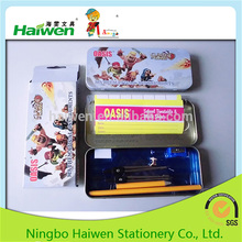 China wholesale math set mathematical instruments school stationery compass geometry set