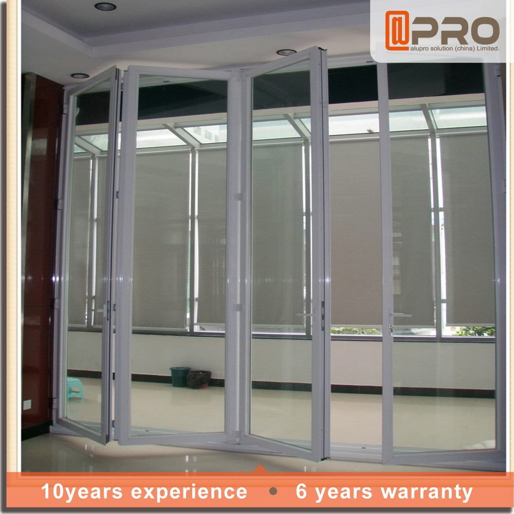 aluminium bifold door lowes bi fold door and accordion folding doors for modern hourse or commercial building