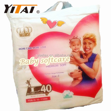 baby softcare diapers wholesale with factory price for kenya market