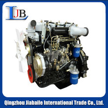 4-CYLINDER YANGDONG 490Q DIESEL ENGINE ASSEMBLY AND DIESEL ENGINE ACCESSORIES