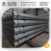 SMALL DIAMETR PRE-GALVANIZED THIN WALL THREAD STEEL TUBE