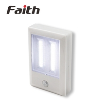 Ultra bright ABS LED COB Motion Sensor Night Switch Light