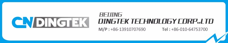 Dingtek 2018 Latest Technology Industrial Touch Panel PC , Best Industrial Computer 8 Inch Panel All In One PC