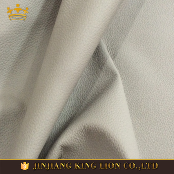 Natural leather skin for car seat