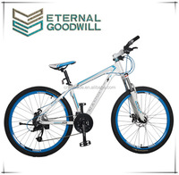 Used 26inch new 24speed full suspension mountain bike/the bicycle GB1020