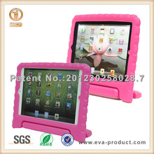Factory price for ipad air case kids proof Protective Cover Case with Stand and Handle