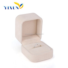 Wholesale antique style paper ring box luxury custom jewelry wedding vintage jewelry box