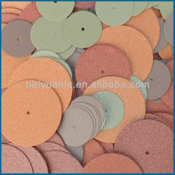 Dental Material Separating Disc