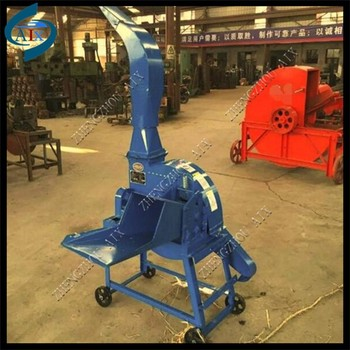 1 ton per hour chaff cutter and grinding machine