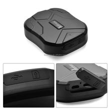 Fleet management waterproof Car/truck magnetic GPS tracker TK905 with 60 days standby battery
