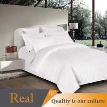 Factory price king size woven bed cover for hotel use