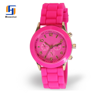 Fashion Girl Latest Hand Watch Wholesale Cheap Casual Watch
