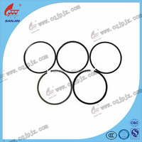 Chinese motorcycle parts piston ring set high quality for 250cc motorcycle