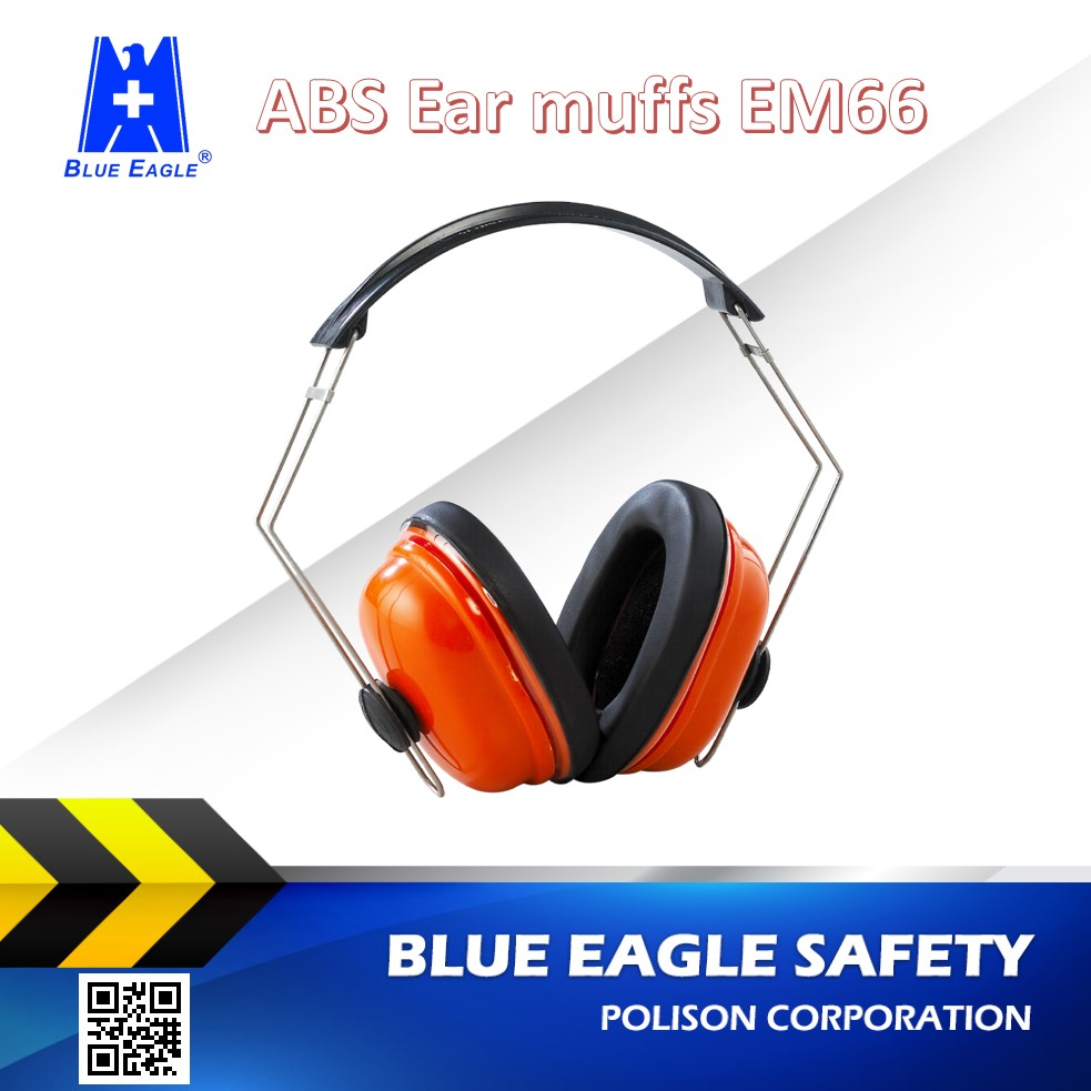 Blue Eagle Safety EM66 professional industrial ear muffs