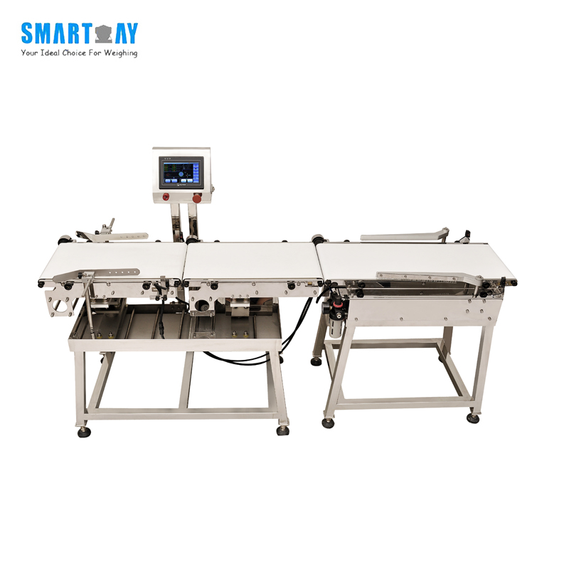 SW-C320 Automatic Check Weigher System On Food Industry