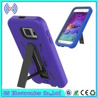 Stylish Case Cover For Samsung Galaxy S3 I9300, Silicone Case For S3 With Stand
