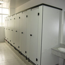 Professional used bathroom partitions with high quality