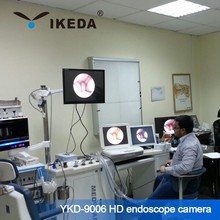 Digestive and respiratory department portable endoscopy camera system