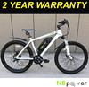 Top grade mountain electric bike with rear brushless motor,LCD intelligent panel , pedal assistant system