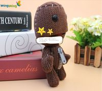 stock plush toy Little Big Planet Sackboy stock low price toy