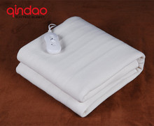 Tie Down 3 Heat Setting Massage Electric Under Blanket with BSCI/CE/CB/GS Certificate