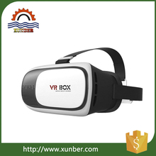 360 Degree panoramic virtual reality 3d VR BOX glasses