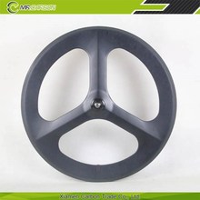 Hot sale! 3-spoke carbon wheel for wheelchair 3 spoke wheels 3 spoke rims