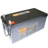 ups battery 200ah deep cycle with 12v battery terminals