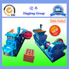 Common brick making machine hollow bricks machines