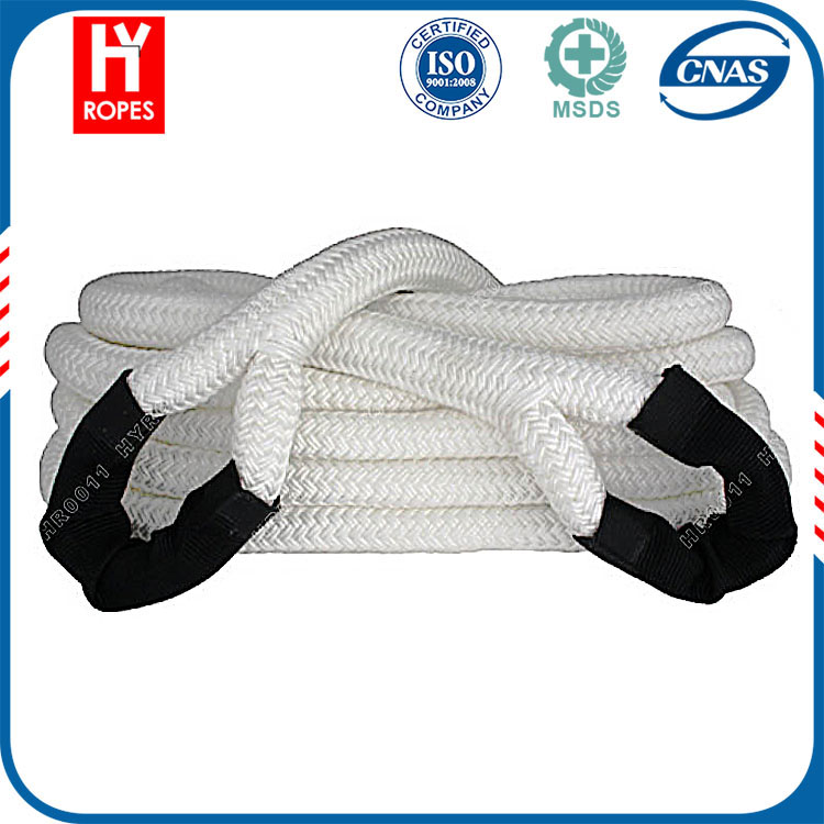 Light weight tow rope for vehicle, best car tow rope, 12 ft tow rope