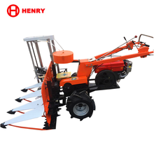 new brand agricultural machinery wheat reaper binder machine
